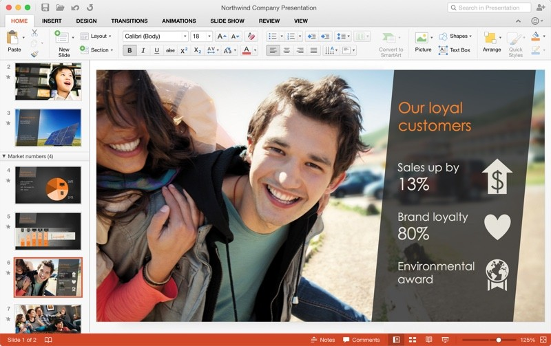 Microsoft Launches Office 2016 for Mac Preview, Available