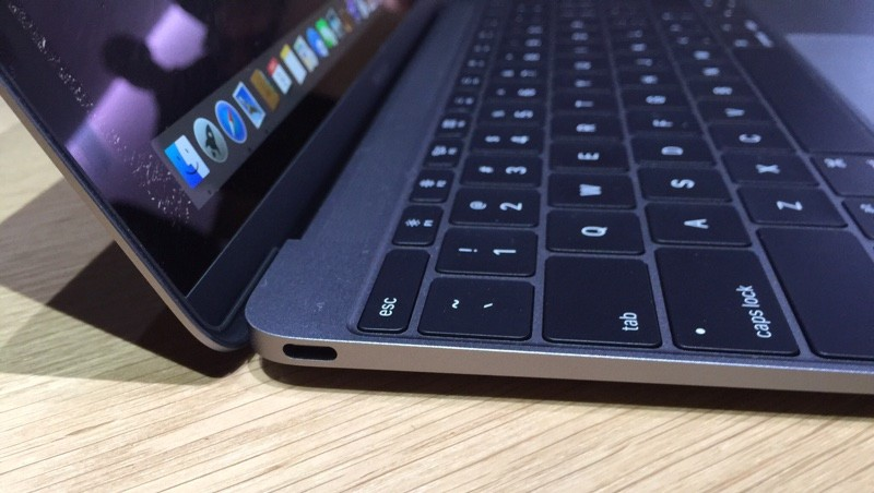 Usb C In 12 Inch Macbook Adds Limitations But Opens Up