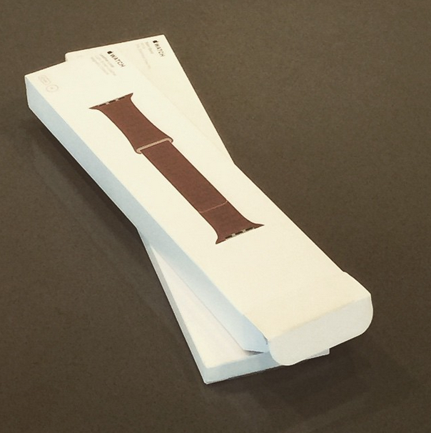 Apple Watch Bands Packaging