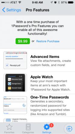 1Password Update Brings the Password-Managing App to Apple