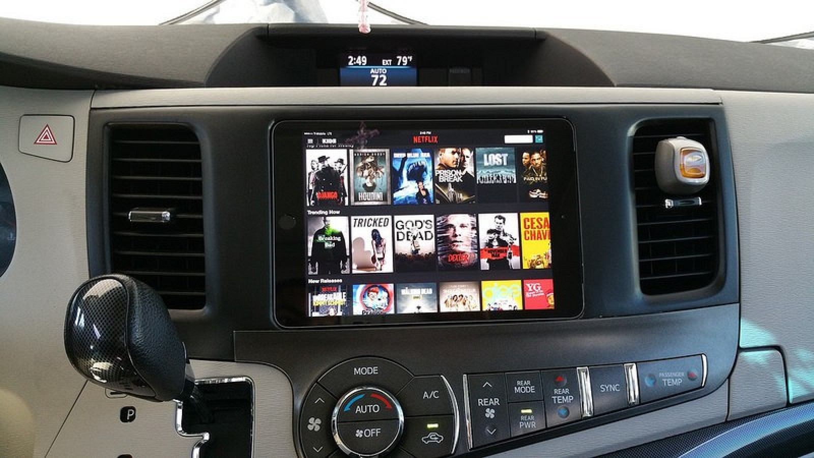 Car Audio Installer Creates Custom Entertainment System Using Ipads