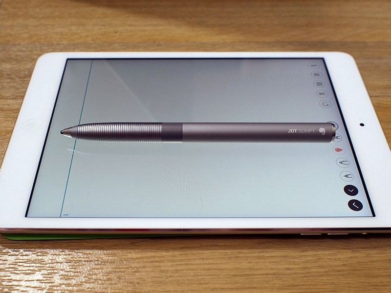 Stylus Review: Hands-On With the $75 Pen-Like Adonit Jot Script 2 ...