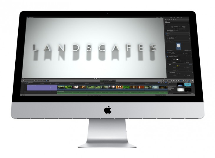 apple motion templates for sale - apple launches new final cut pro x motion and compressor
