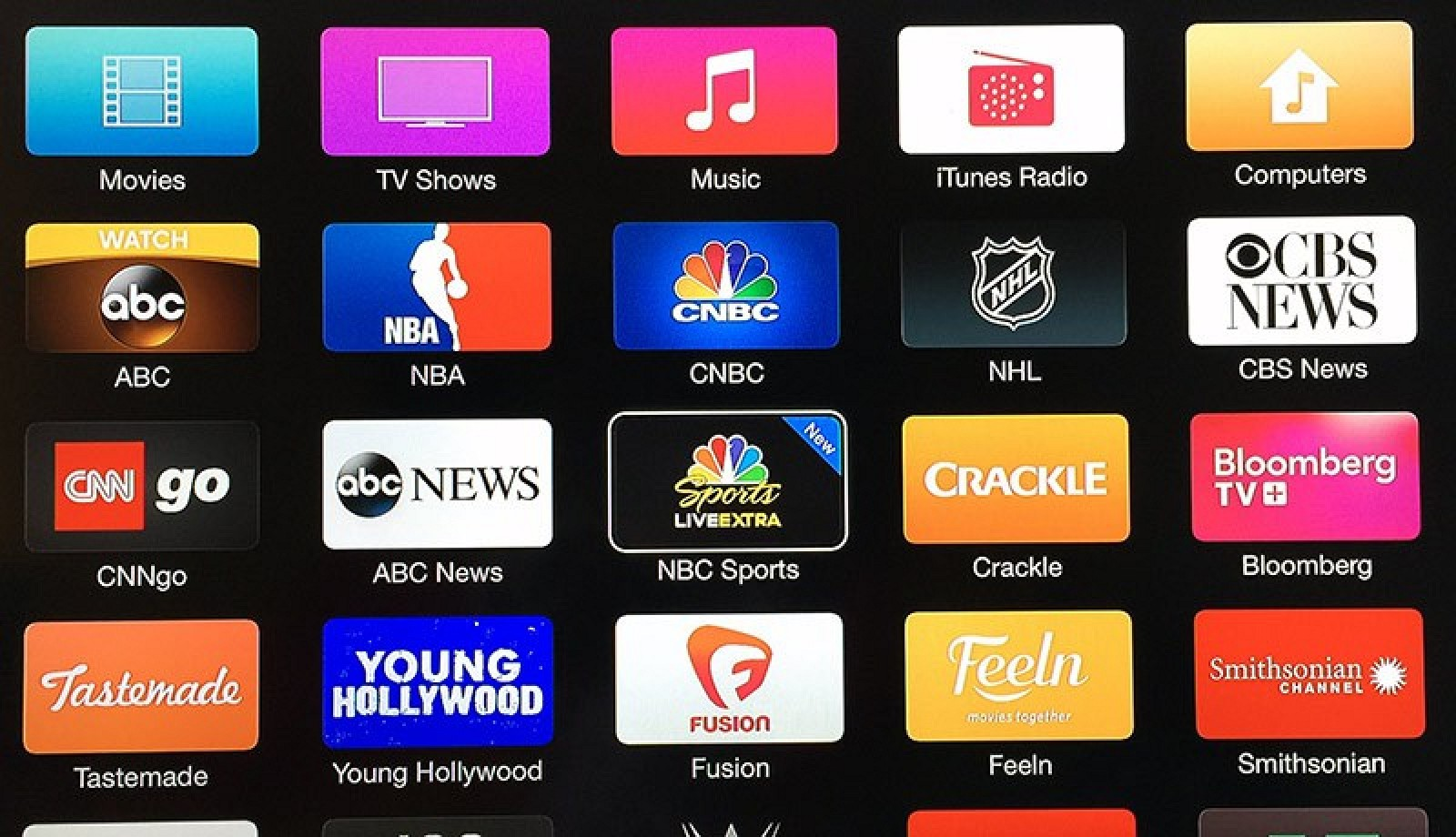 apple adds new nbc sports channel to apple tv macrumors
