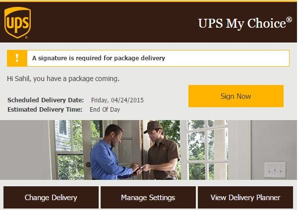 UPS Begins Confirming April 24 Apple Watch Pre-Order Delivery for ...