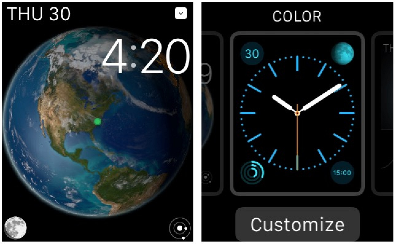 How to Choose and Customize Your Watch Face on Apple Watch - MacRumors