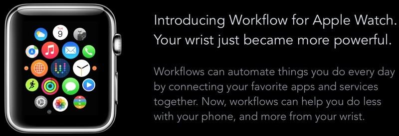 workflowapplewatch