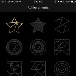 Activity Achievements Apple Watch