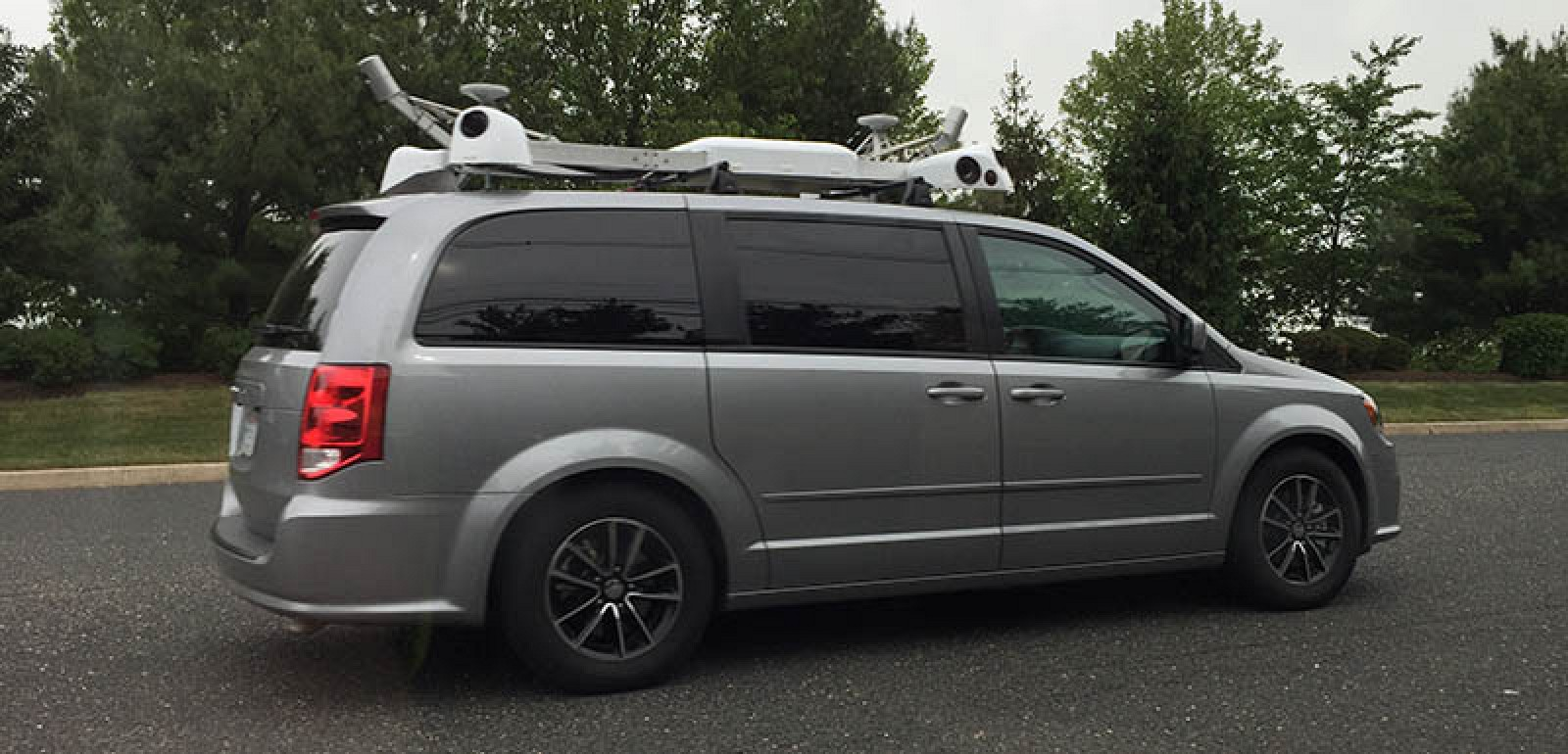 Apple Maps Vehicles Collecting 'Street View' Data in US ...
