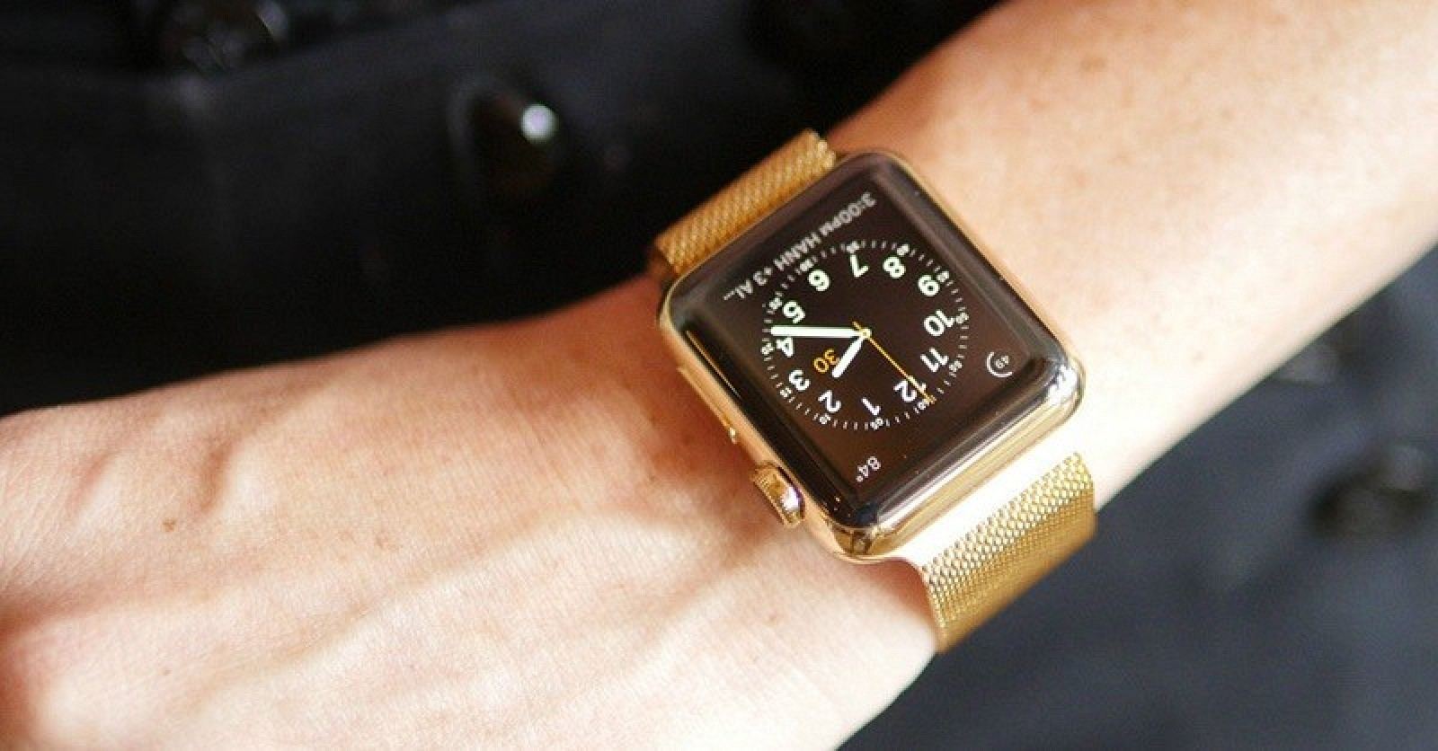 gold plating your apple watch is possible without spending a fortune