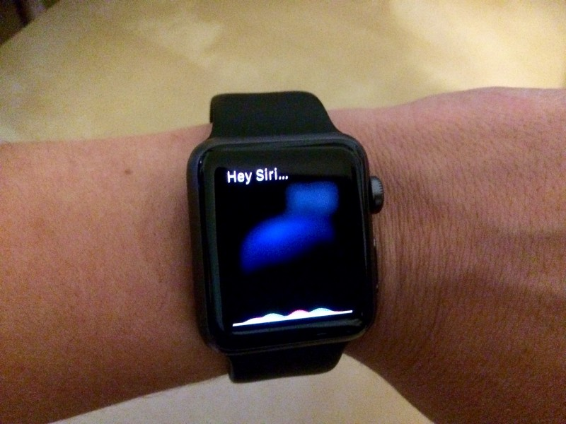 How to use Hey Siri Apple Watch 3
