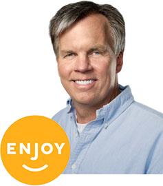 Ron Johnson Enjoy