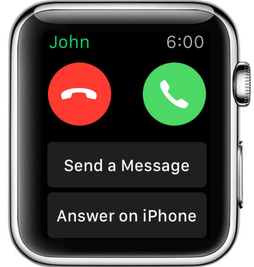 How to Answer and Make Phone Calls on Apple Watch - MacRumors