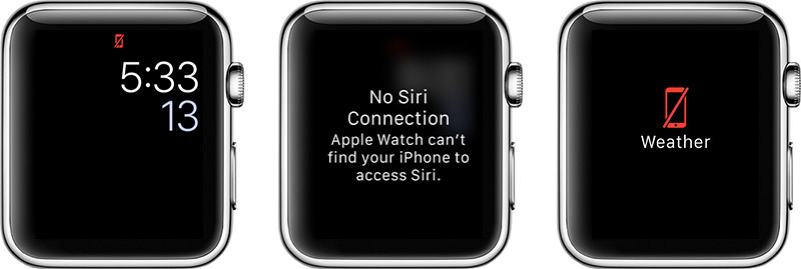 What To Do If Your Apple Watch Disconnects From Your Iphone Macrumors