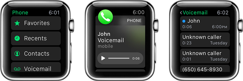 applewatchvoicemail