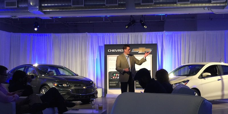 Chevrolet Bringing CarPlay and Android Auto to 14 New 2016 Models