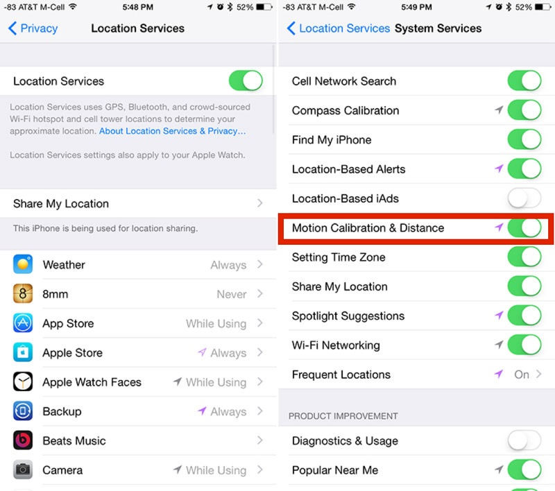 how accurate is find my iphone how to calibrate apple for a more accurate offline 18423