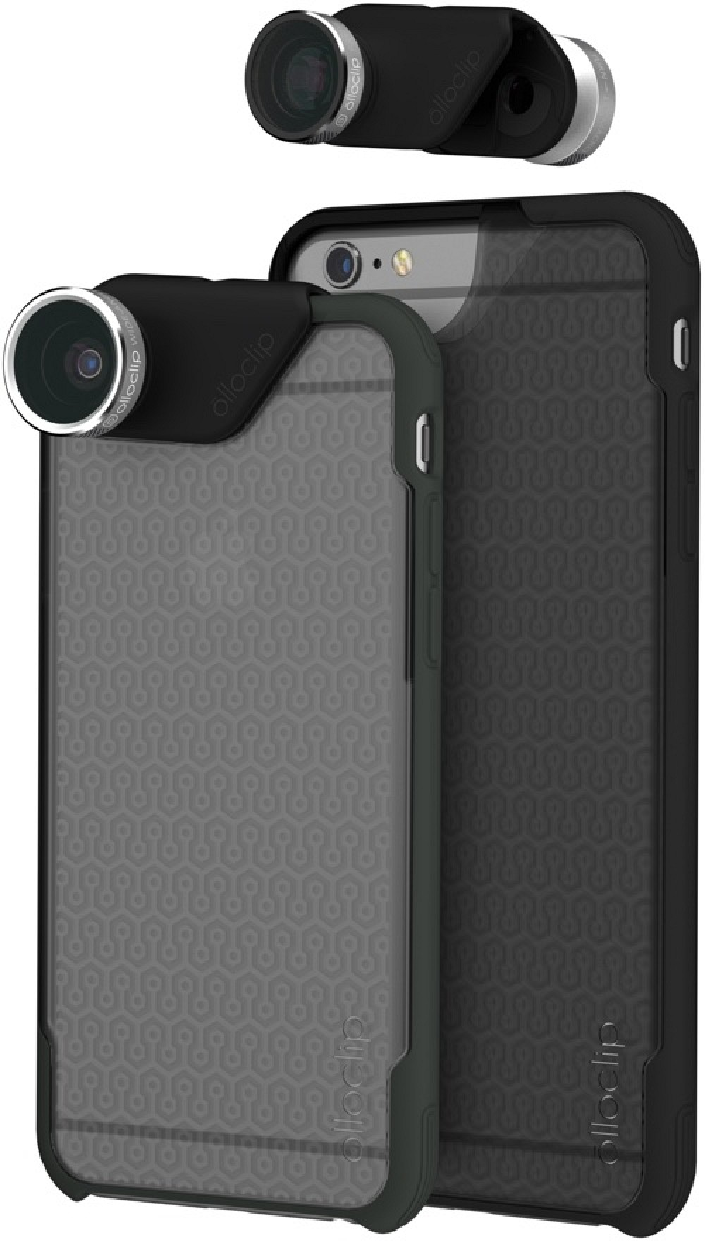 new style 50fa2 fe0f4 Olloclip Debuts iPhone 6 and 6 Plus 'OlloCase' Compatible With Lens ...
