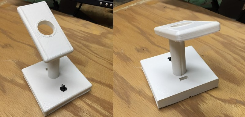 3d printed apple watch stand