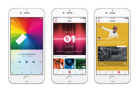 Apple Music iOS 9