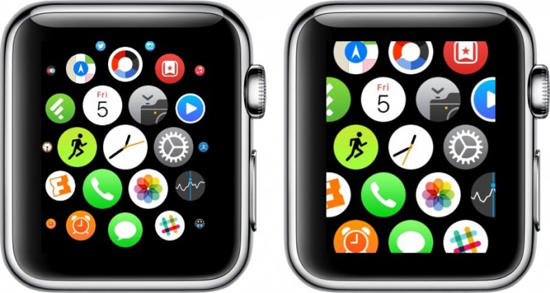 How to Make Icons and Fonts Bigger on Apple Watch - MacRumors