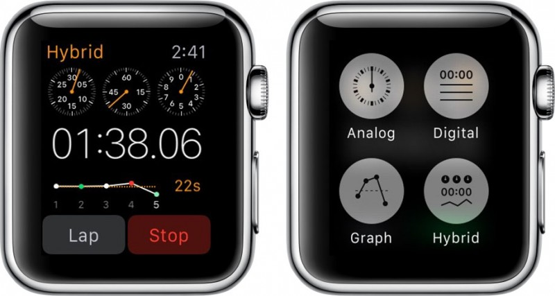 Using The Timer Alarm And Stopwatch Apps On Apple Watch Macrumors