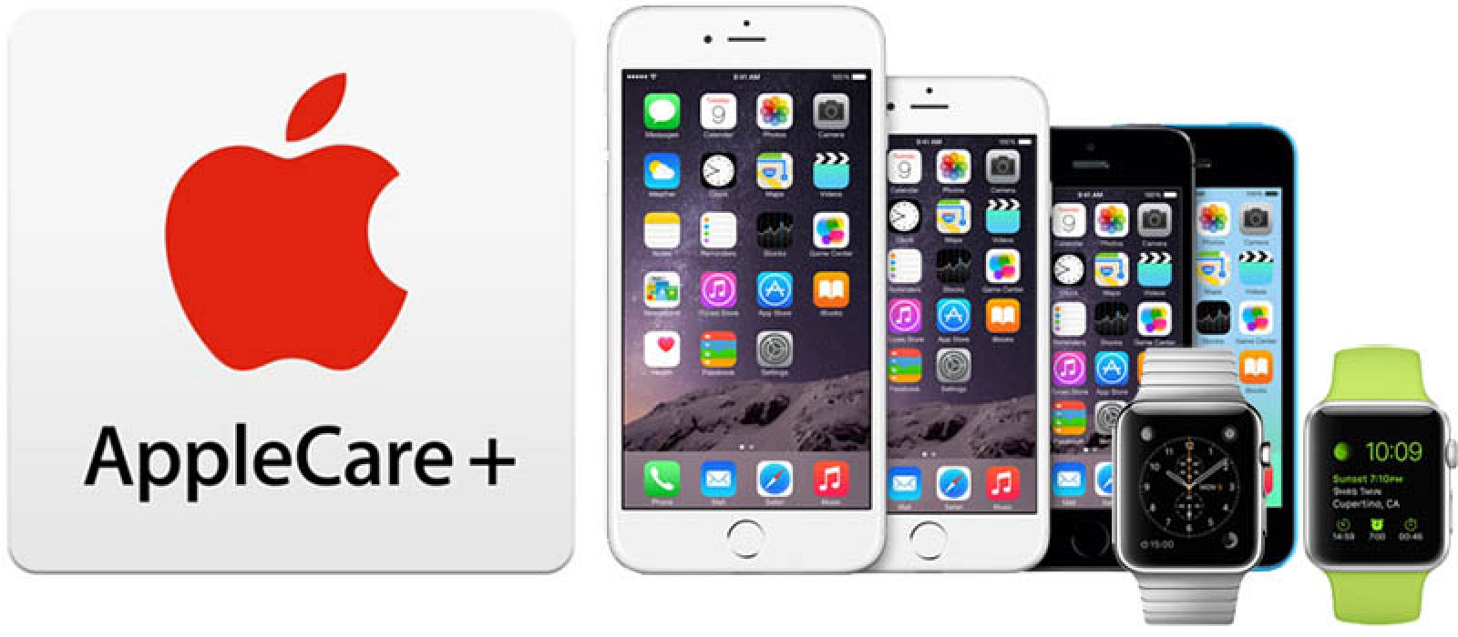 AppleCare+ for iPhone, iPad, iPod and Apple Watch Now ...