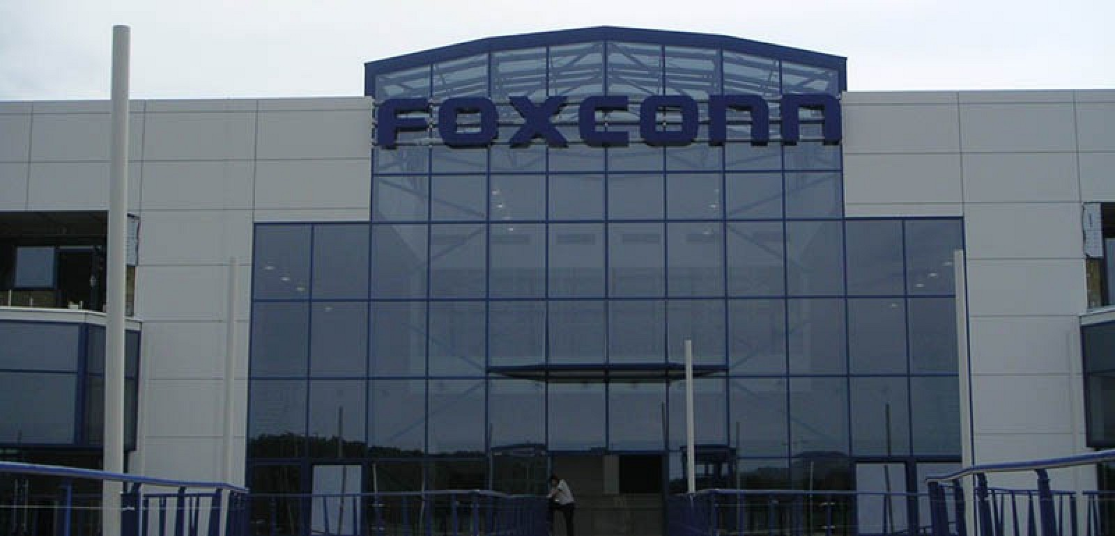 Foxconn to manufacture OLED screens for the iPhone and ... |Foxconn Factory Iphone