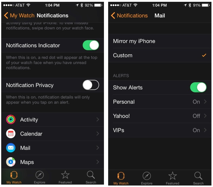 How to Use the Mail App on Apple Watch - MacRumors