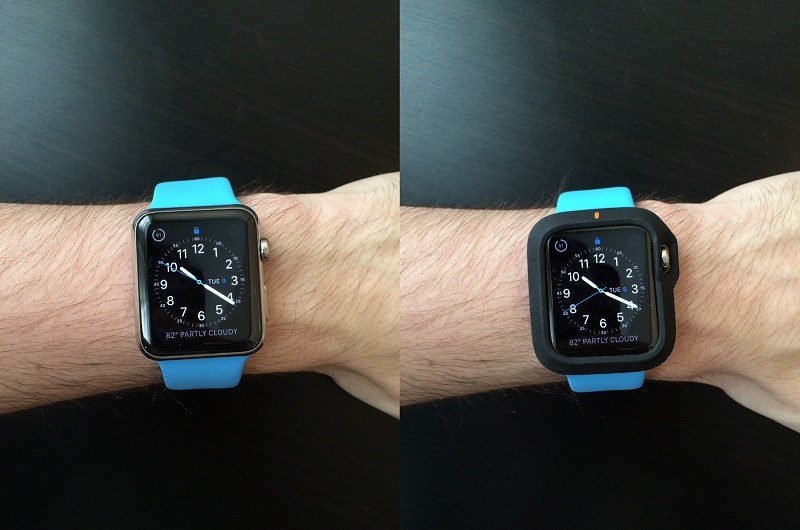 info for ba5e4 367f0 The Bumper' Review: Apple Watch Case Offers Ample Protection but ...