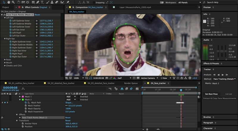 Line Art In After Effects : Adobe announces creative cloud updates new