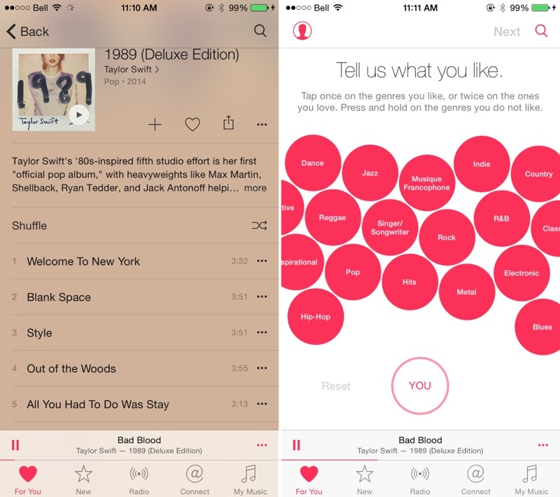Getting Started With Apple Music And Beats 1 On Ios Mac And Pc