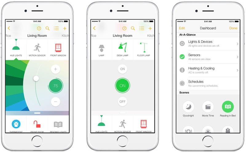 8de9430ad3d How to Use Your iPhone With HomeKit-Enabled Devices - MacRumors