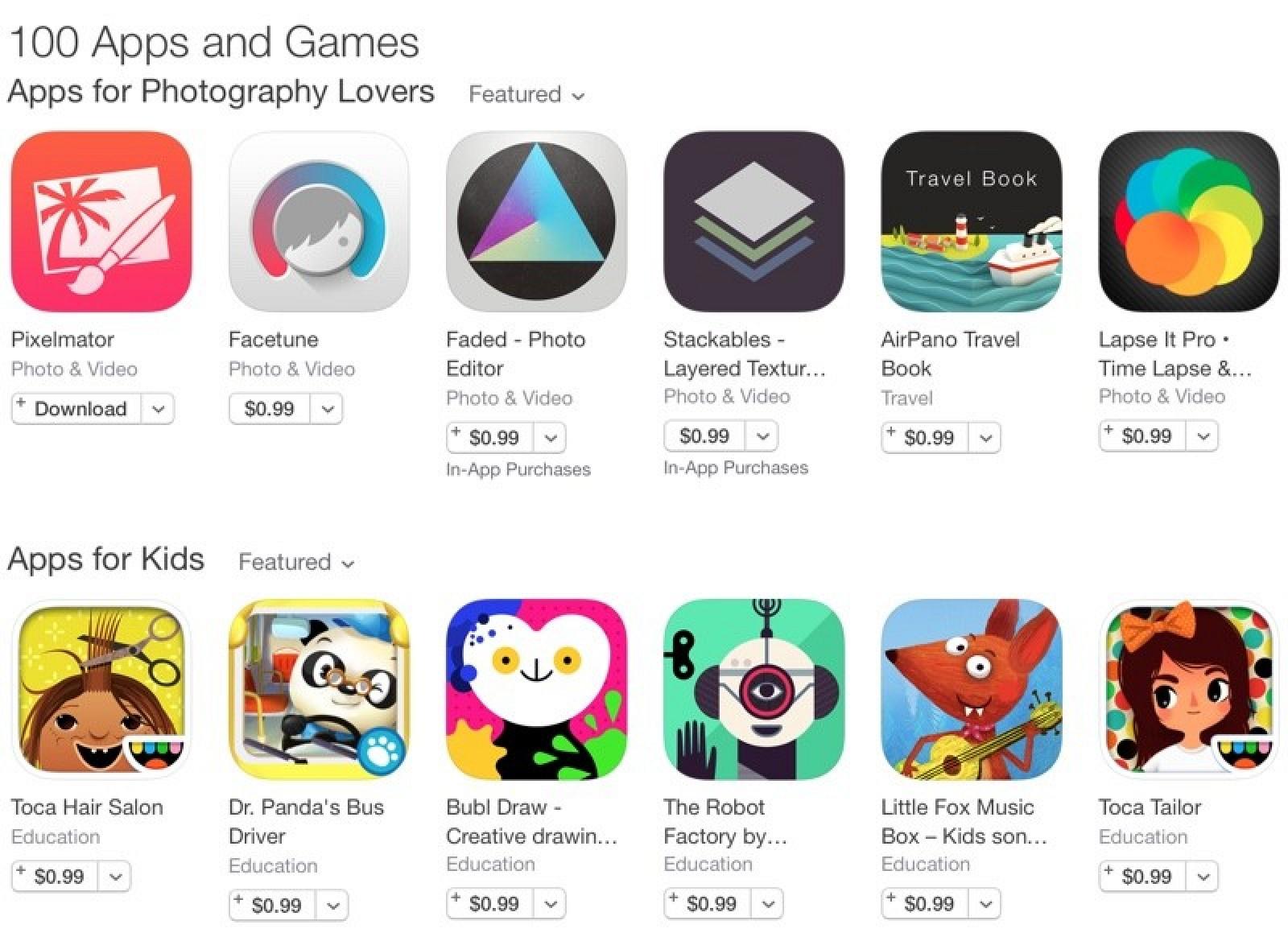 App Store Games Free