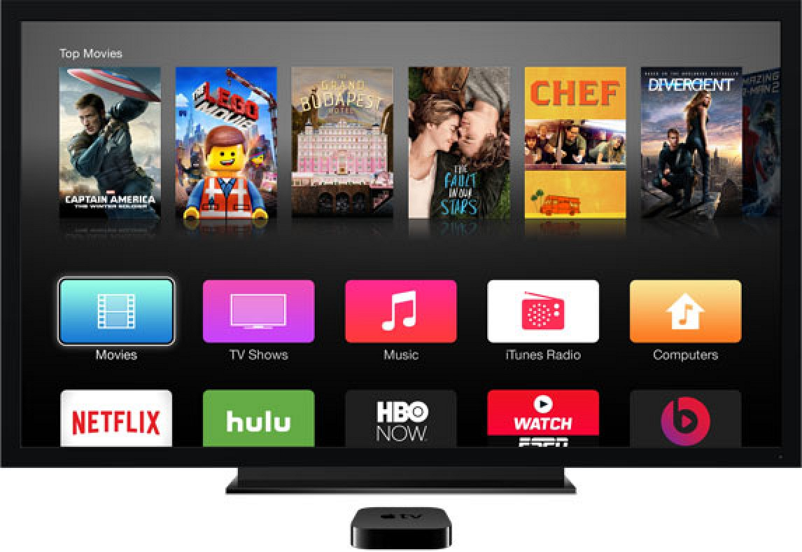 apple plans to debut new apple tv in september with touch based remote full app store macrumors. Black Bedroom Furniture Sets. Home Design Ideas