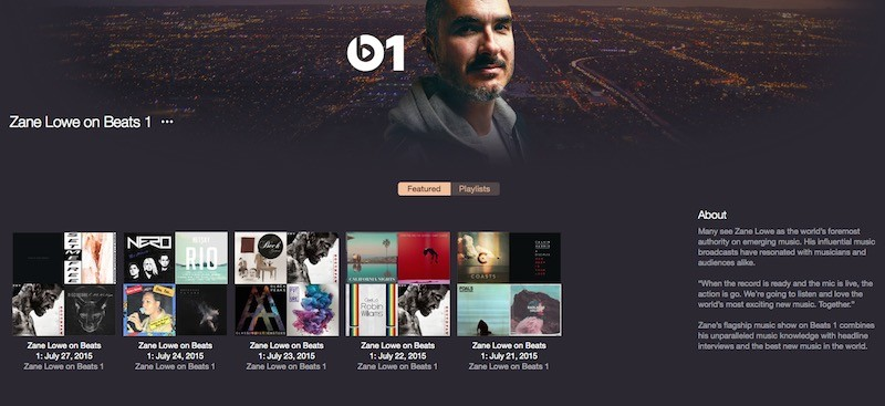 How to Download Beats 1 Playlists for Offline Listening