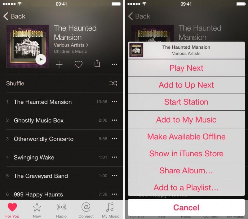 Start a Station Apple Music