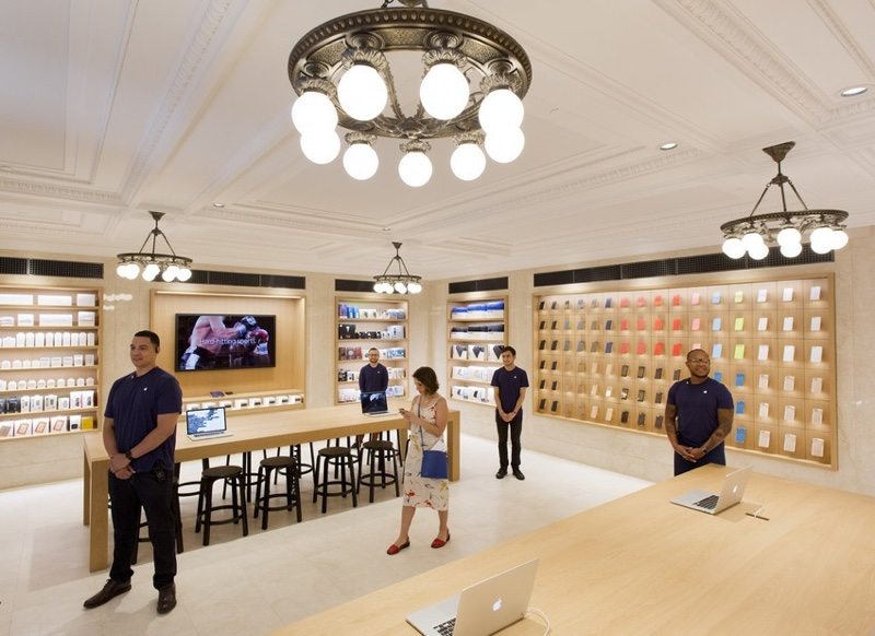 Apple retail stores to offer third party accessories in for Accessoires shop