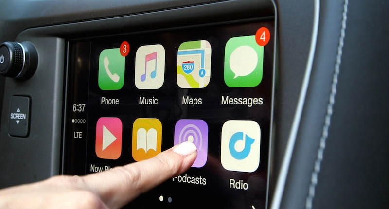 Chrysler, Dodge, and Jeep to Offer CarPlay in Select Vehicles This
