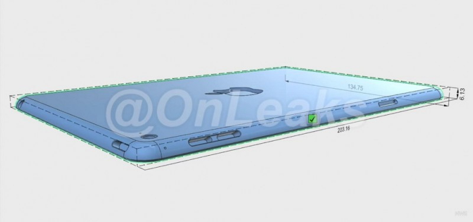 Ipad mini 4 again rumored to be smaller version of ipad for Architecture 3d ipad