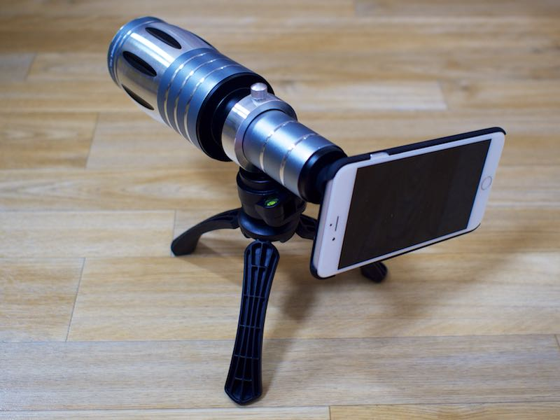 Night sky miniscope review: this iphone telescope is more