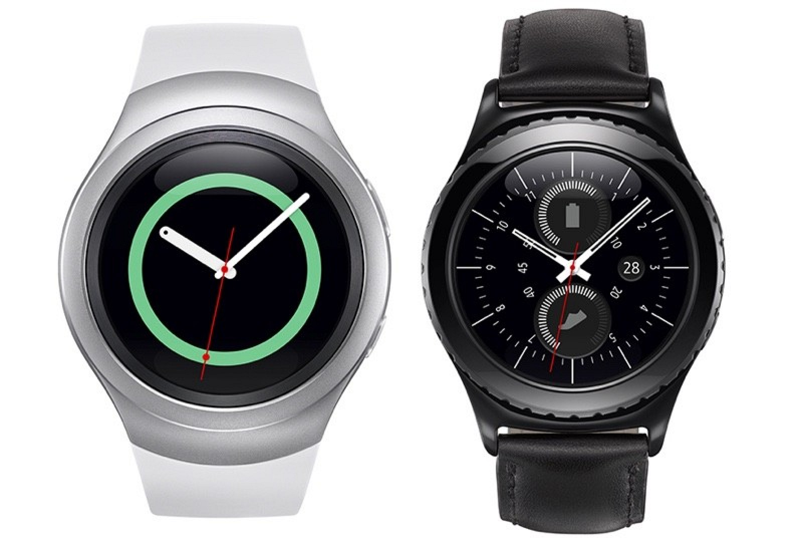 Samsung Presents Your Smart Gear Watches Officially S2
