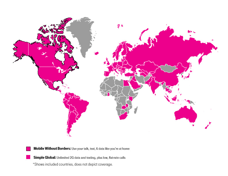 t mobile coverage area map with Tmobile Simple Global Europe South America on 1893286 Coverage Map Accuracy also Powerdodger furthermore Map Of T Mobile 700mhz Coverage together with  further Couchsurfing.