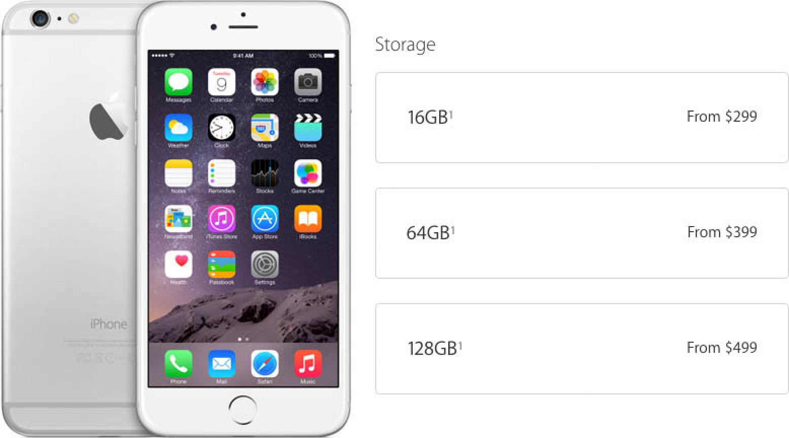 KGI Expects New iPhones to Have 5MP Front Camera, Retain 16GB ...