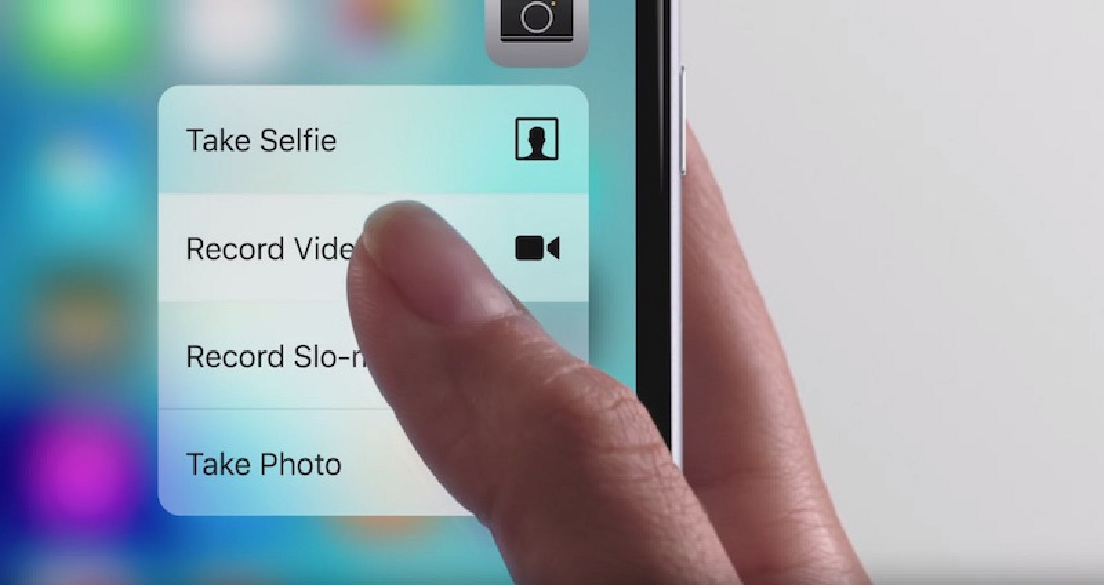 No 3D Touch for iPad Air 3 Due in First Half of 2016, iPhone 7's 3D Touch Tech ...  No 3D Touch for...