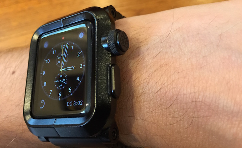 first rate ec3dc fc0b7 LUNATIK EPIK Apple Watch Kit Review: Rugged Protection, but Not the ...