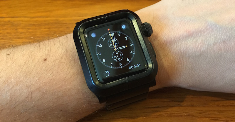 first rate 8472f 955b5 LUNATIK EPIK Apple Watch Kit Review: Rugged Protection, but Not the ...