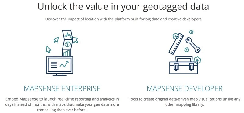 Apple Acquires Mapping Visualization Startup Mapsense Mac Rumors - Data driven mapping