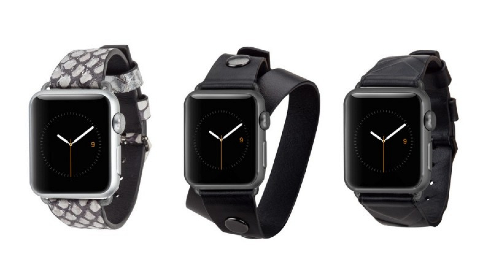 iphone watch bands designer minkoff debuts iphone charging wallet and 2032
