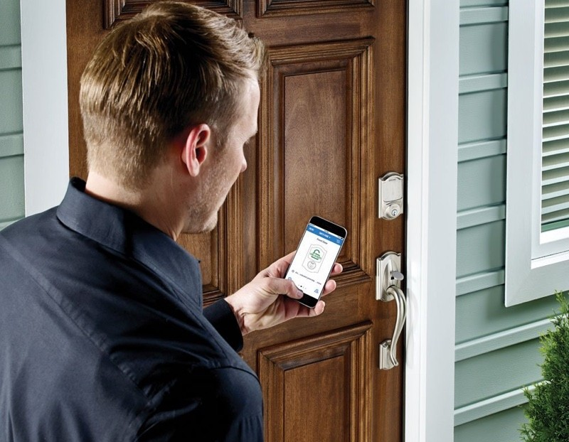 Schlage Sense Homekit Enabled Smart Deadbolt Now Available